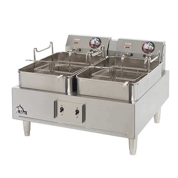 Star Max 174 Electric Fryers 530tf Star Manufacturing