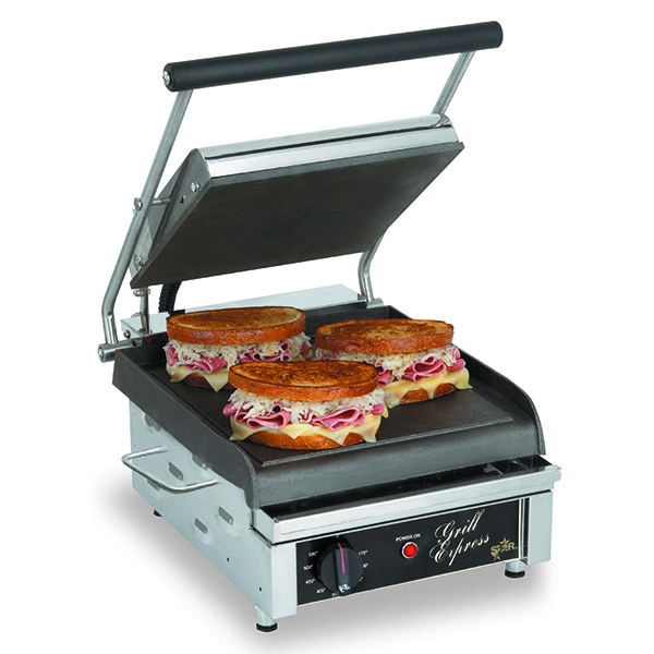 Grills  Grill Express™ Sandwich Grills | Star Manufacturing