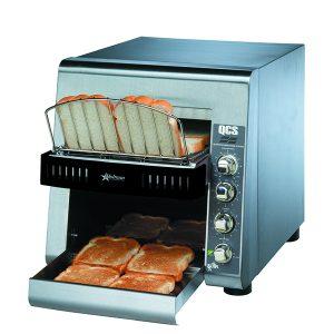 QCS2-500 with toast