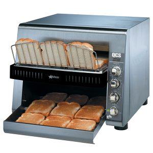 QCS3-1000 with toast