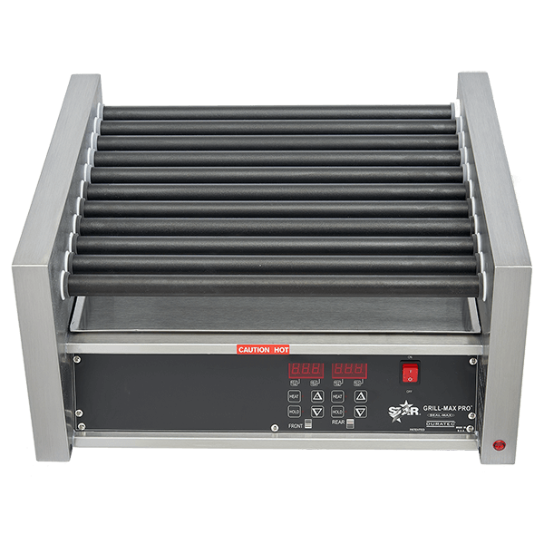 Star Grill-Max® Standard Roller Grills with Electronic Controls