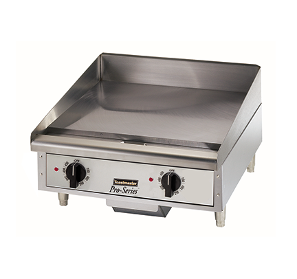 Toastmaster Manual U0026 Thermostatic Gas Griddles