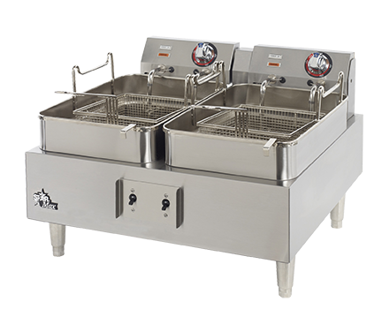 Durable, predictable Commercial Fryers | STAR Manufacturing