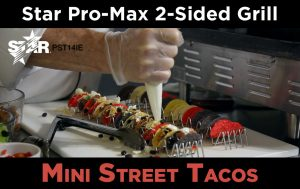 Pro-Max® 14″ Two-Sided Panini Grills
